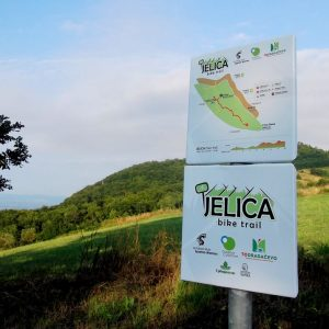 Jelica Bike Trail